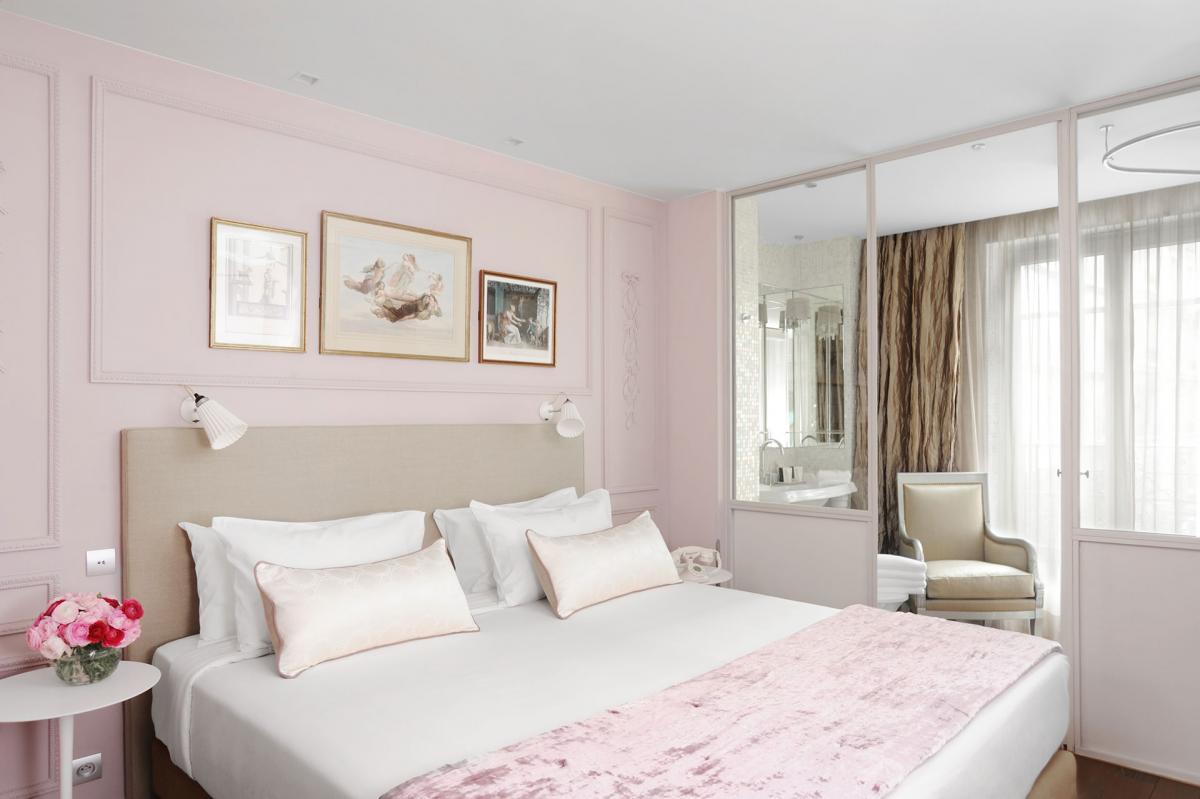 la belle juliette la plus belle adresse de la rive gauche luxury must hospitality. Black Bedroom Furniture Sets. Home Design Ideas