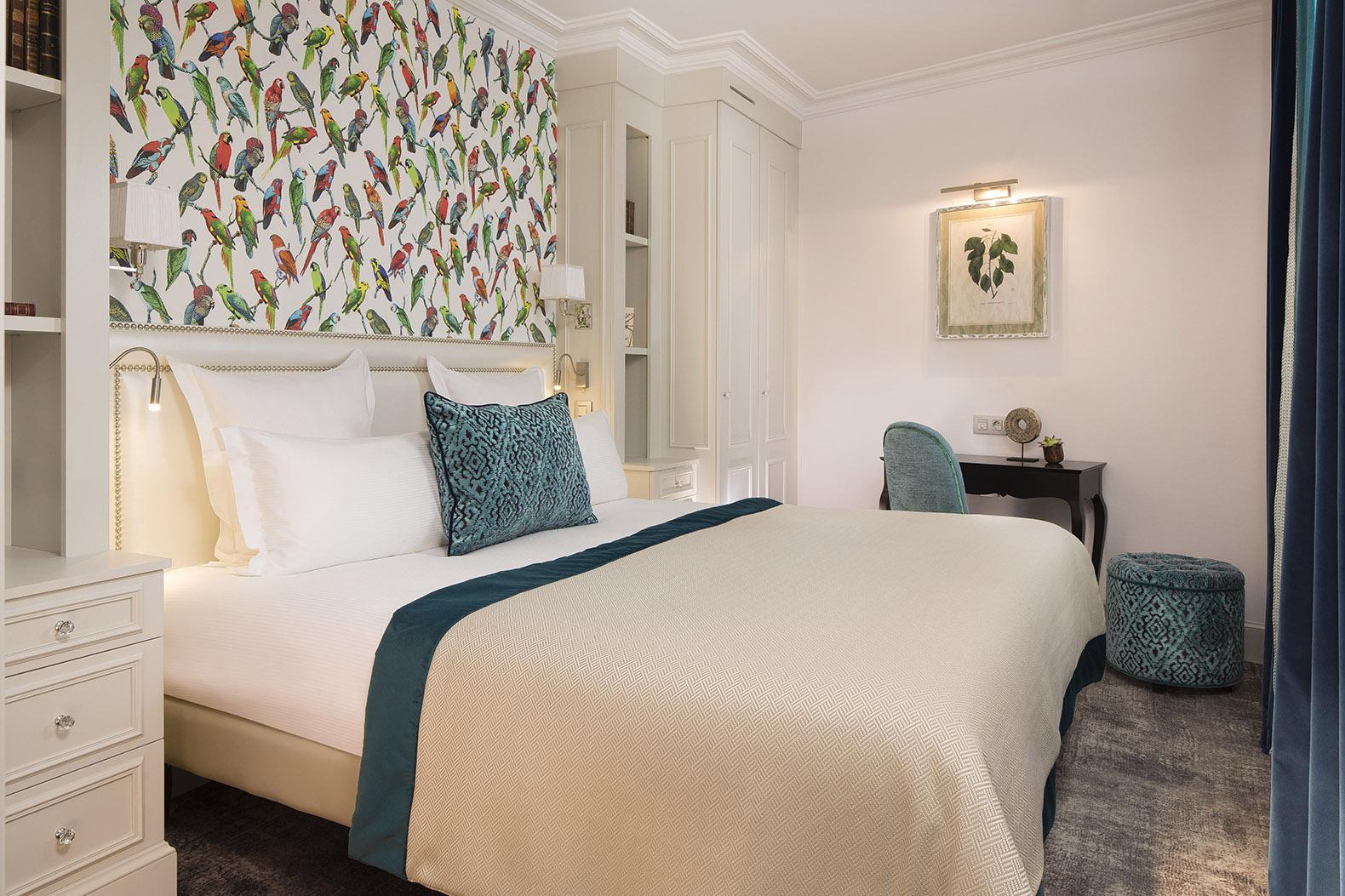 Chambre Hotel Monge