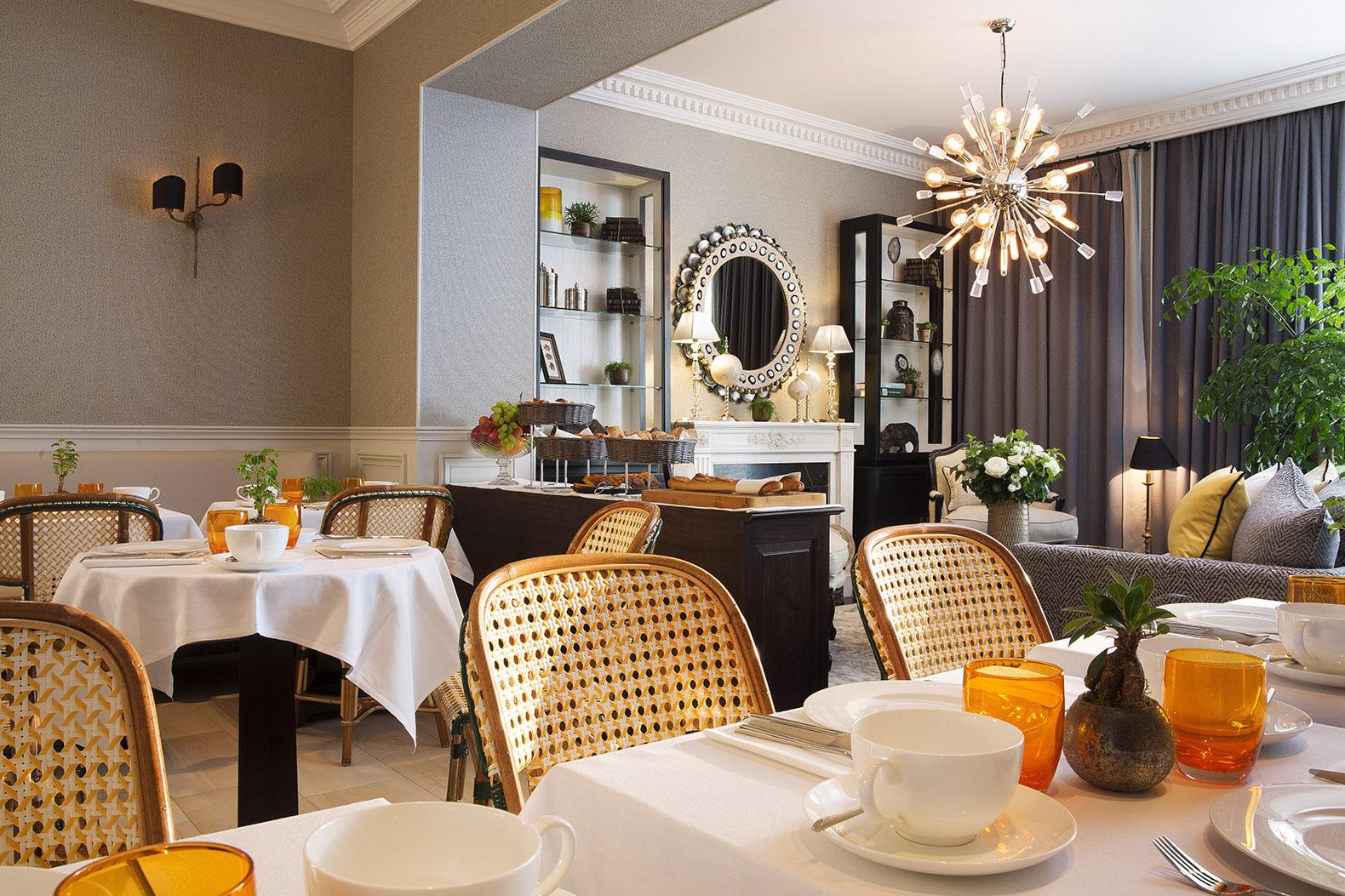 Restaurant Hotel Monge