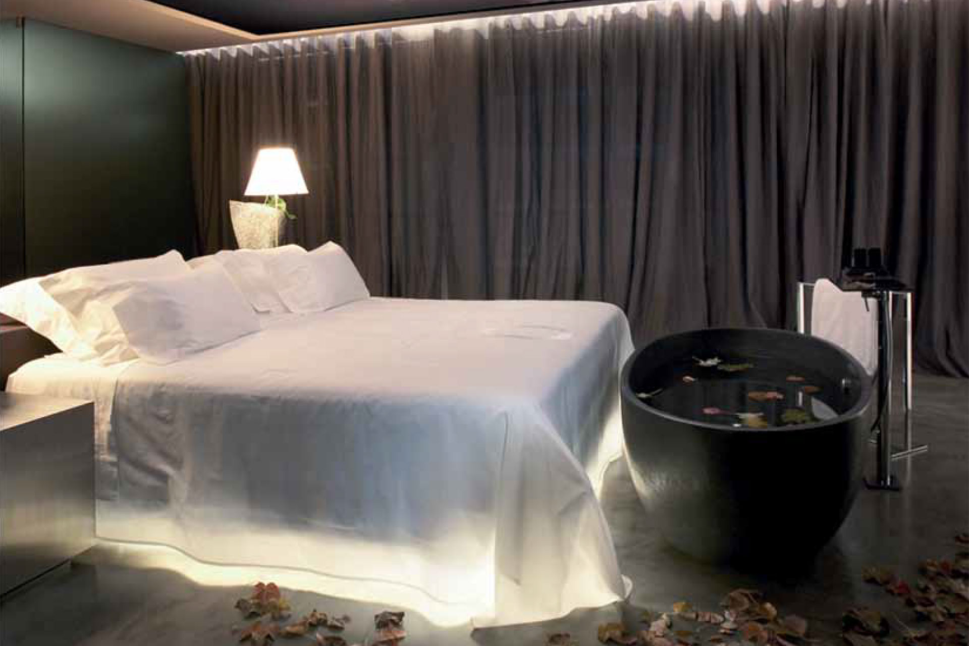 Zoom sur Aquamass Design | Luxury Must Hospitality