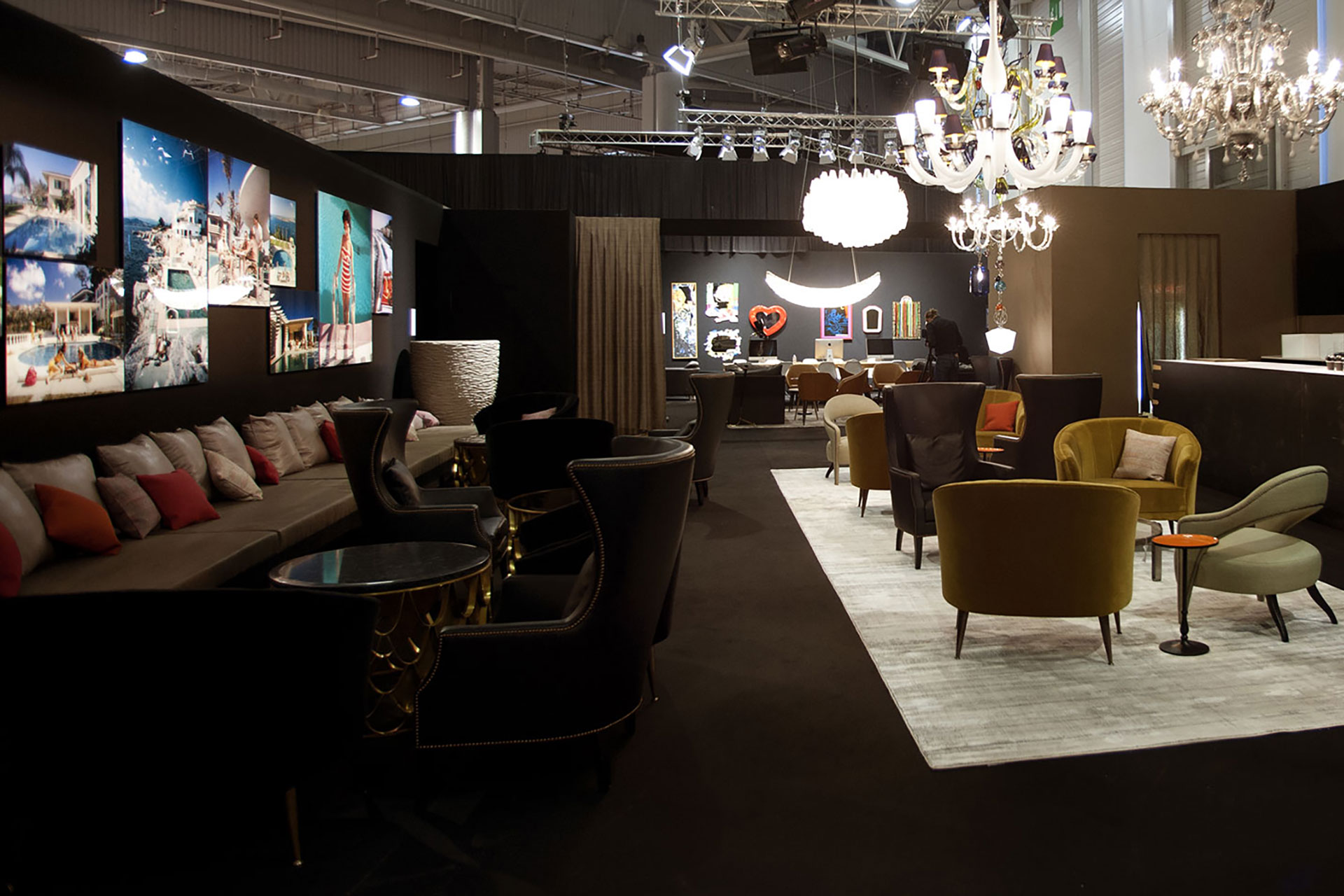 Le Business Lounge Maison & Objet
