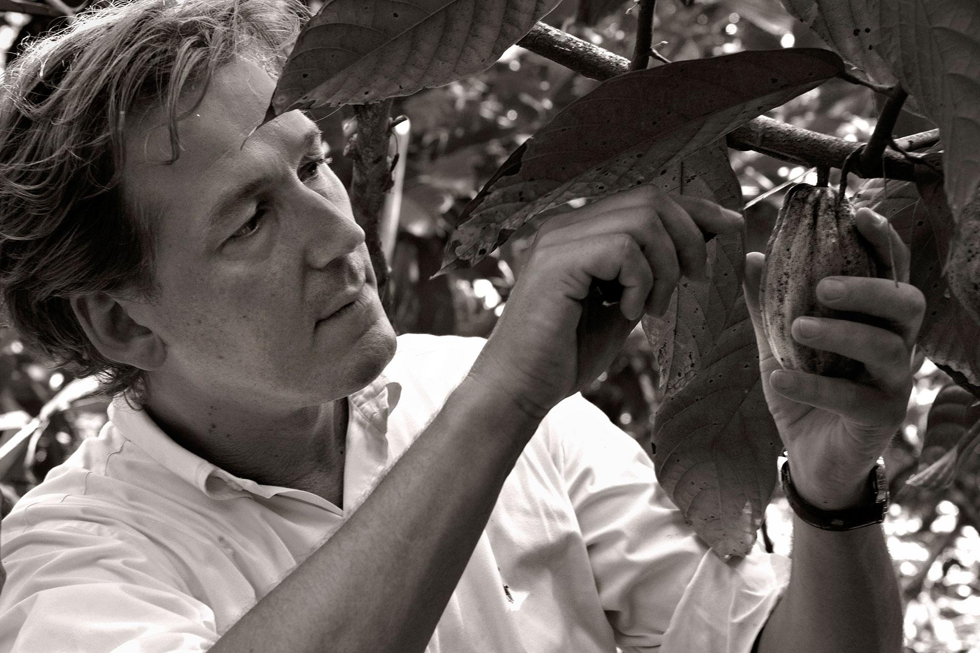 Rencontre autour du Produit avec Pierre Marcolini et Fulvio Pierangelini