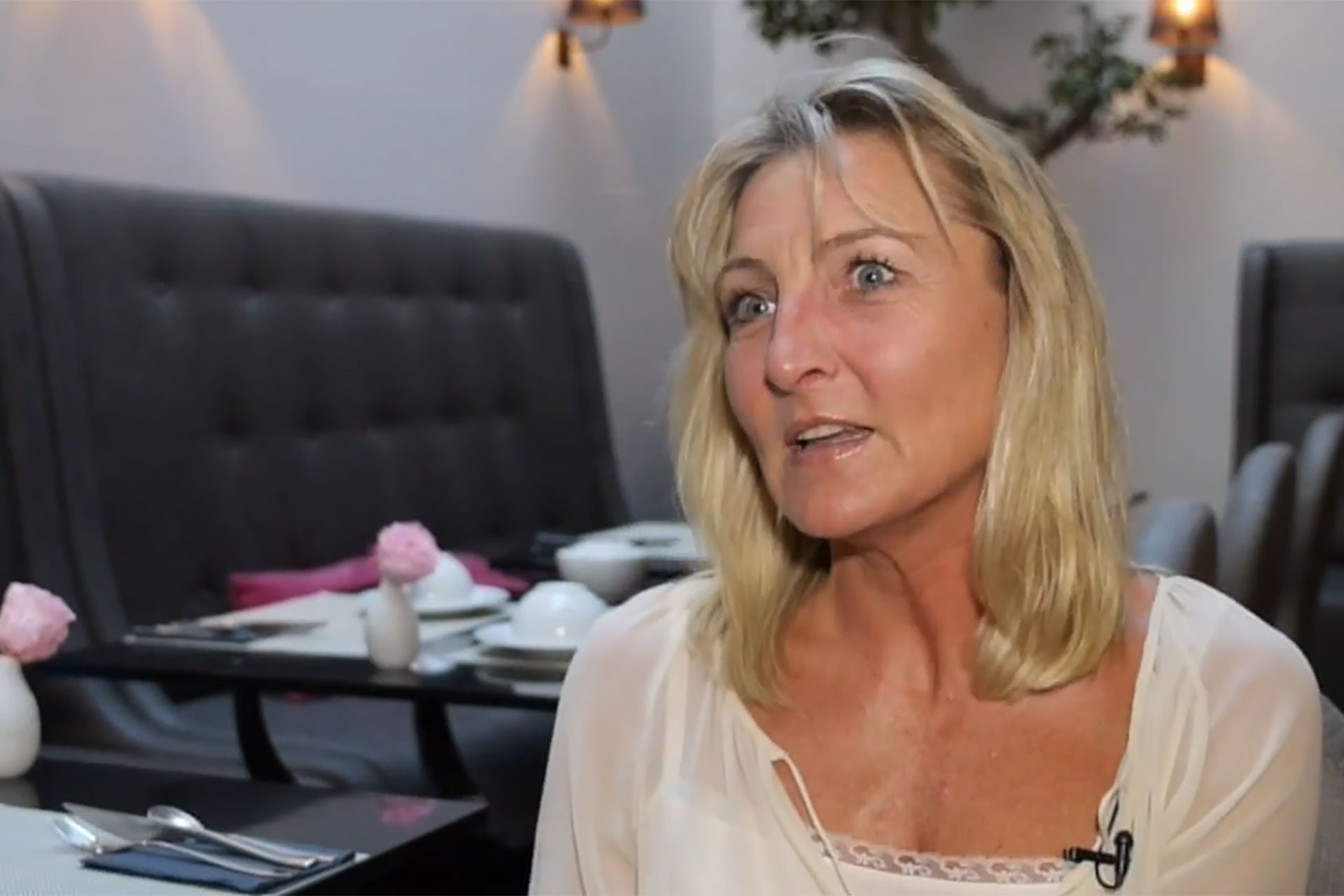Christiane Straube, Directrice Générale