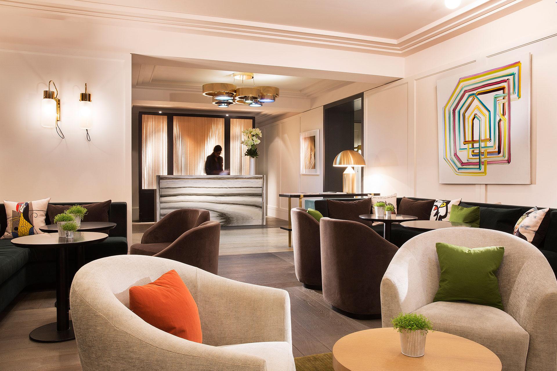 Hôtel Le Marianne Paris