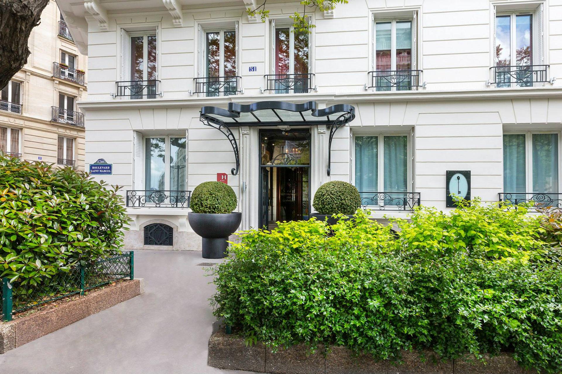 Hôtel La Demeure Paris