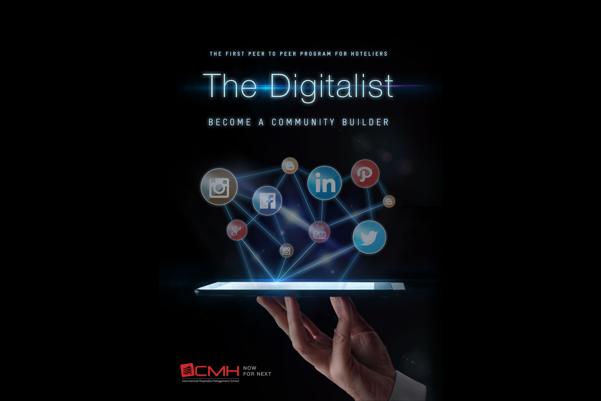The Digitalist! The Peer to Peer program for tomorrow hoteliers