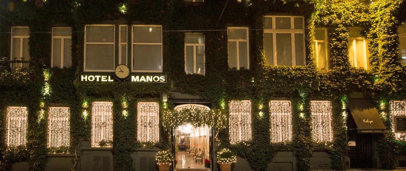 Hôtel Manos Premier