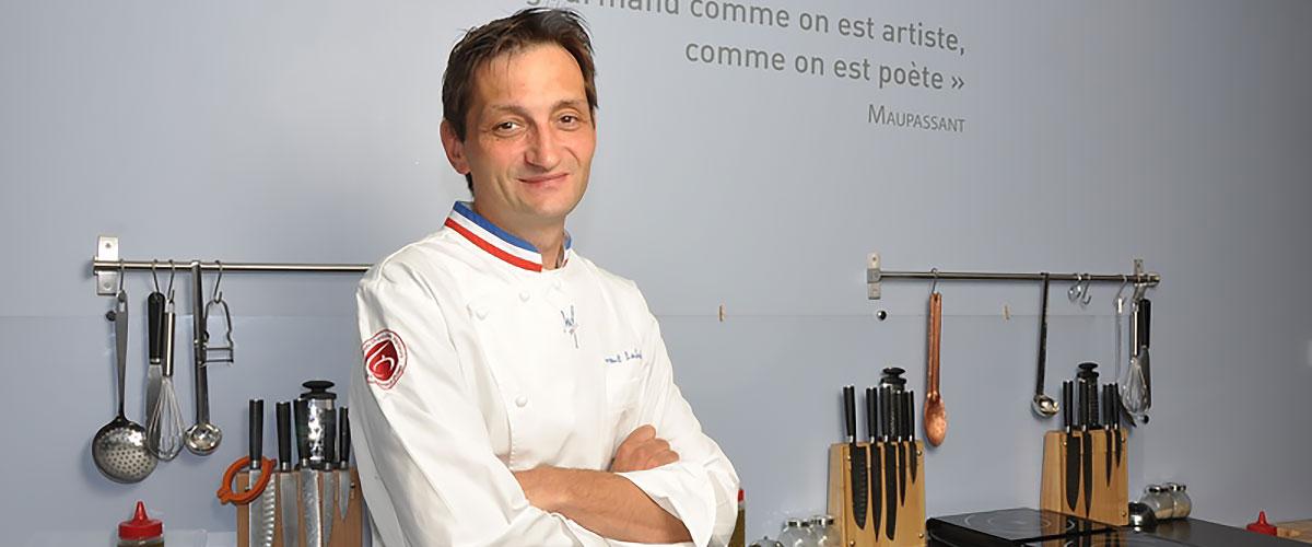 Interview Laurent Lalvée, Jury ICC 2015