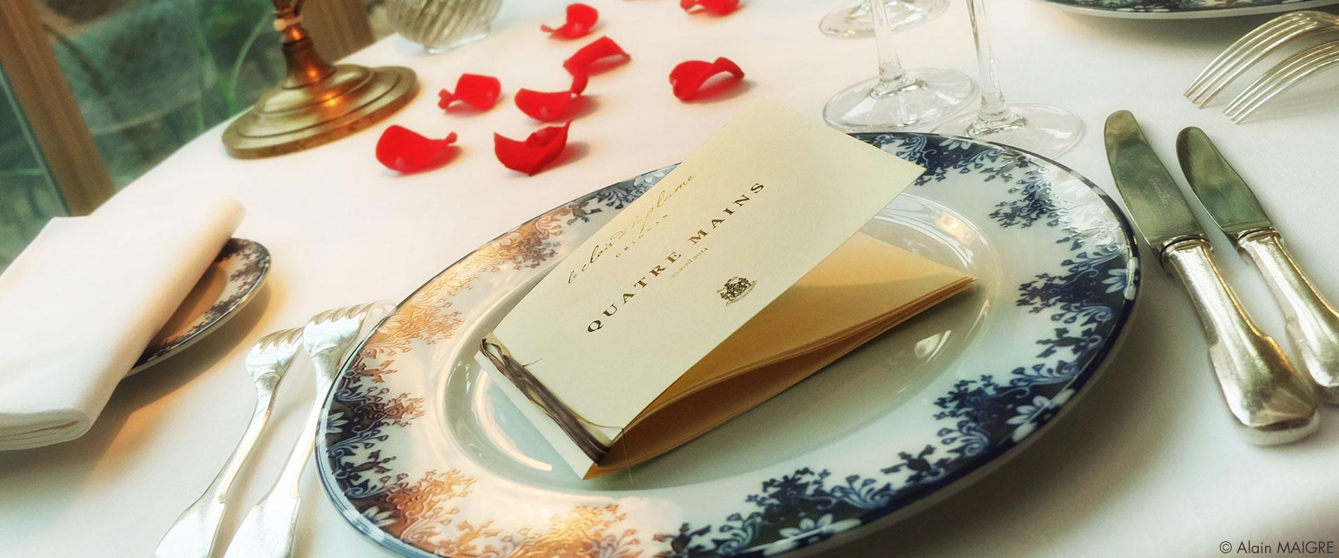 La haute Gastronomie Belge s'invite en France !