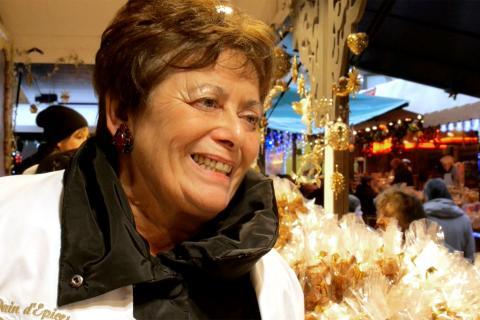Mireille Oster raconte le Pain d'épices