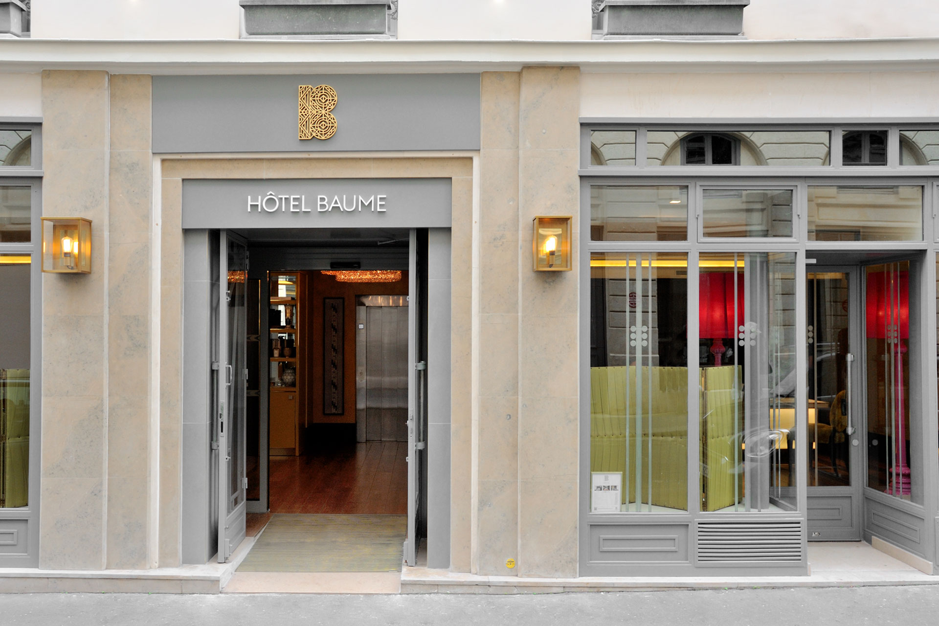 Hôtel Baume