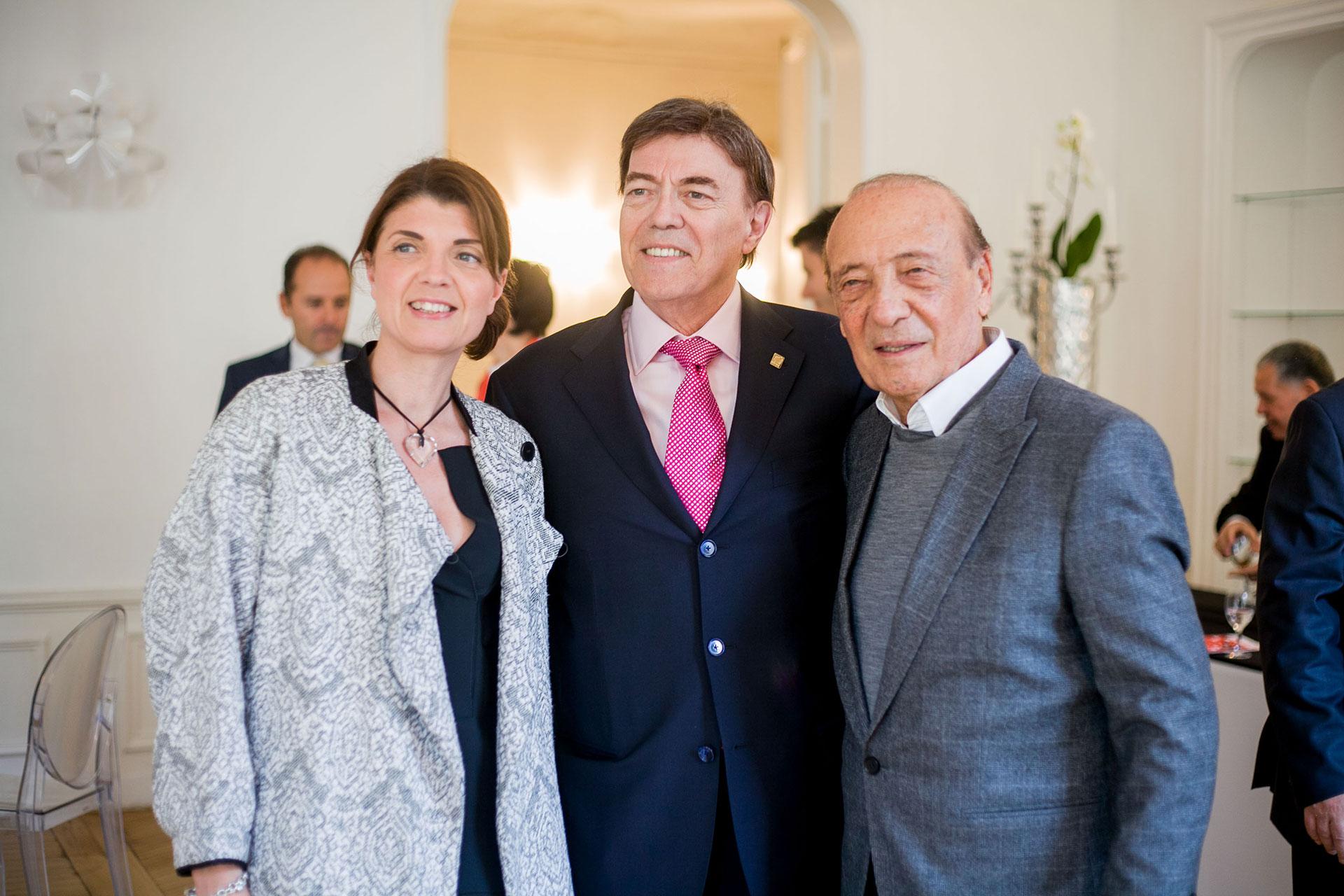 Catherine SEILER, Alain HERMELIN, Jacques SÉGUÉLA