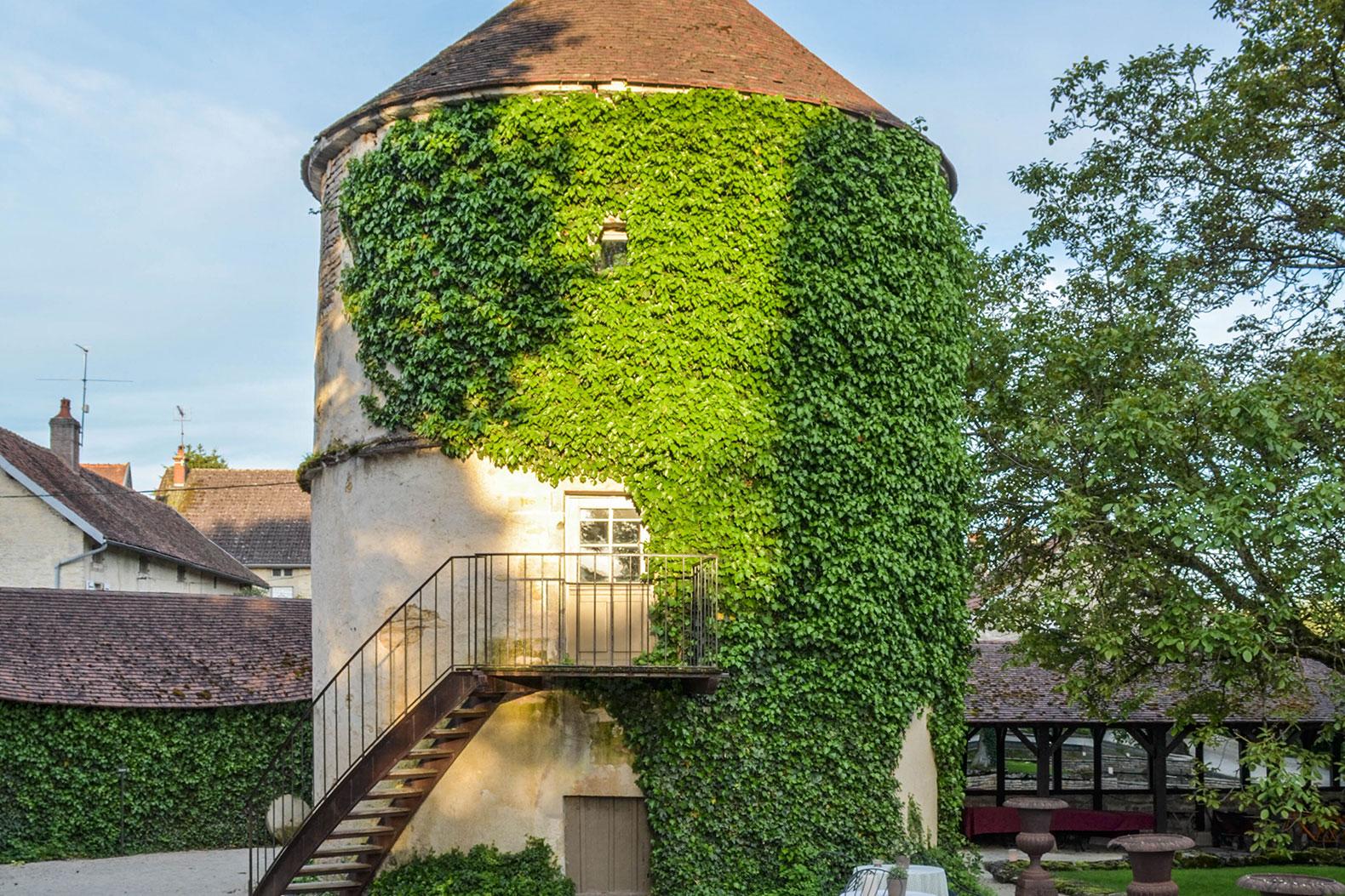 château de Courban