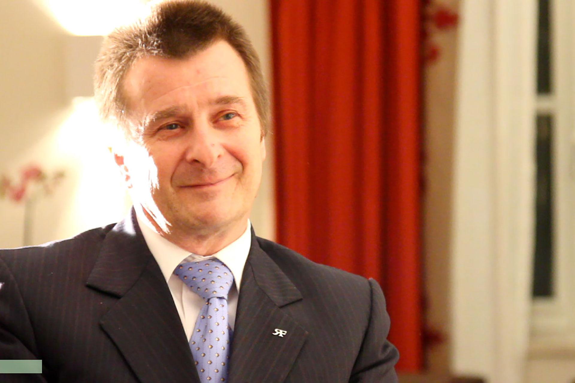 Philippe Spagnol, Directeur Générale