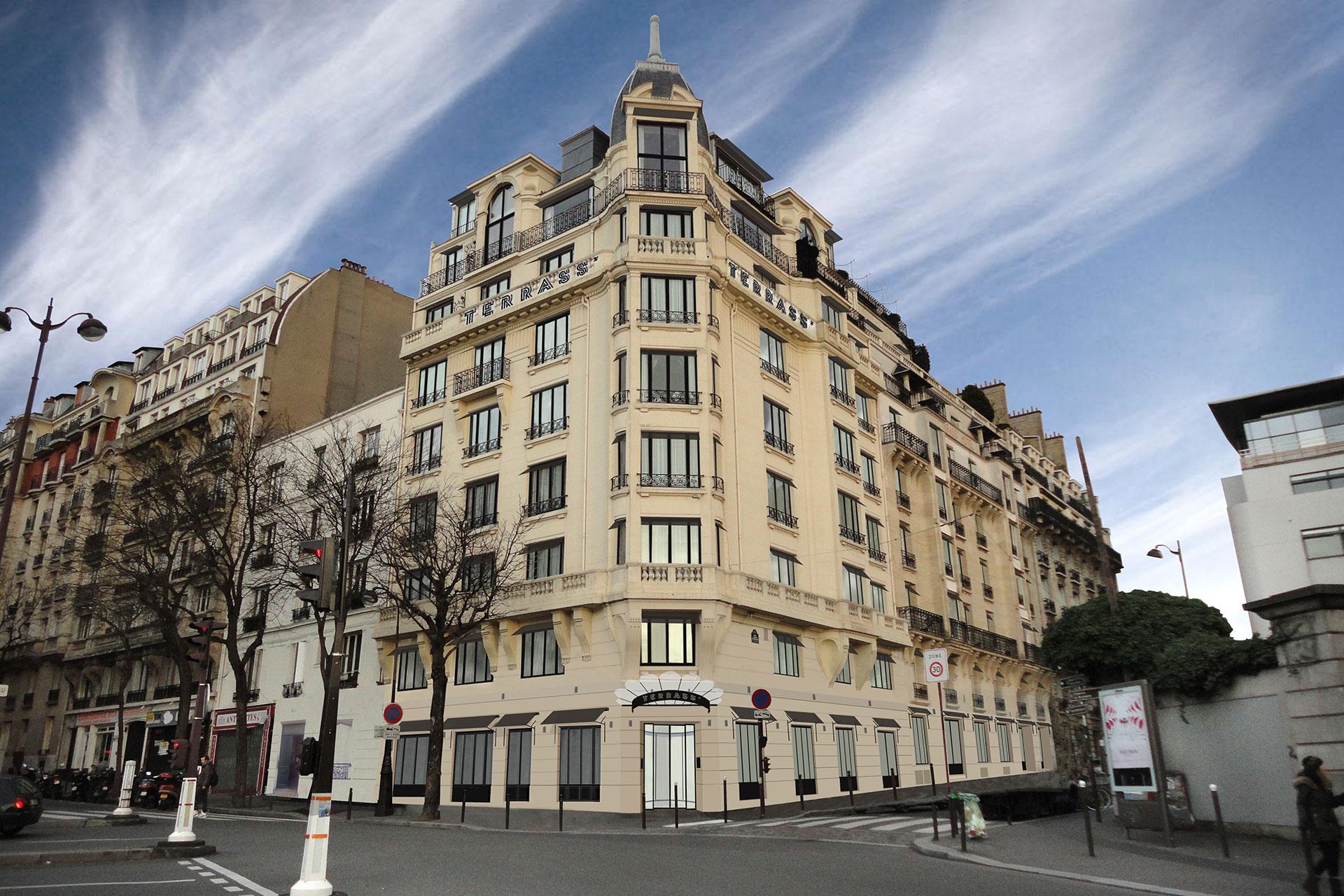 Terrass Hotel