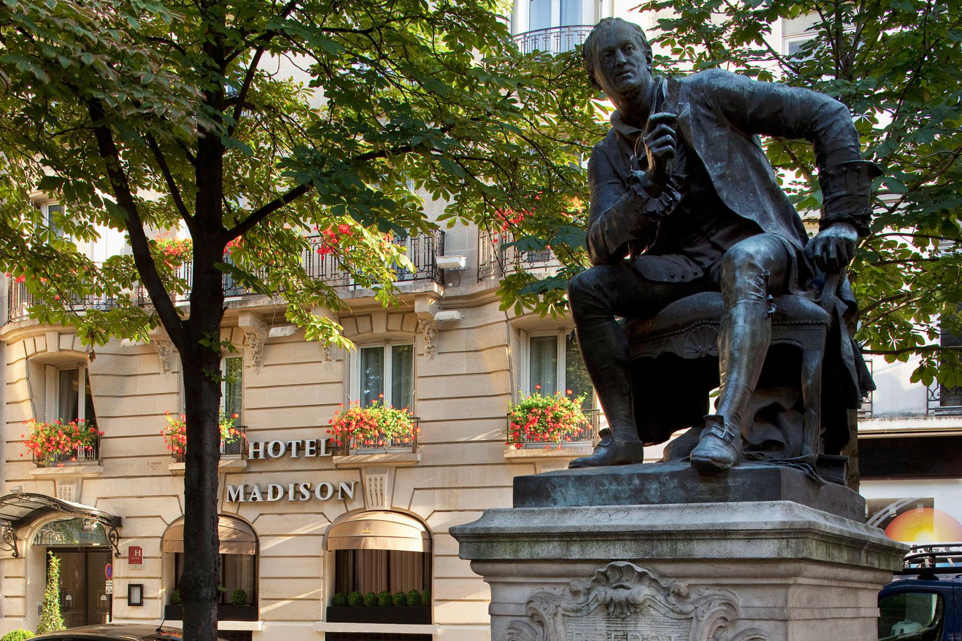 Hôtel Madison Paris