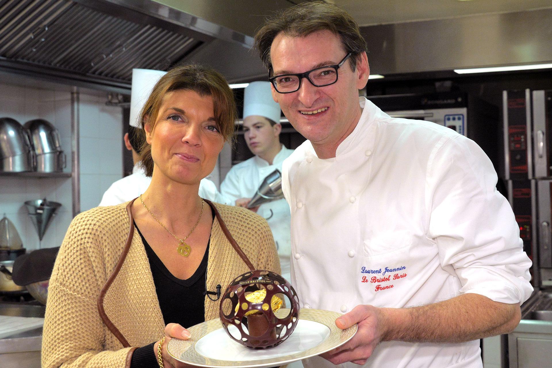 Laurent Jeannin et Catherine Seiler