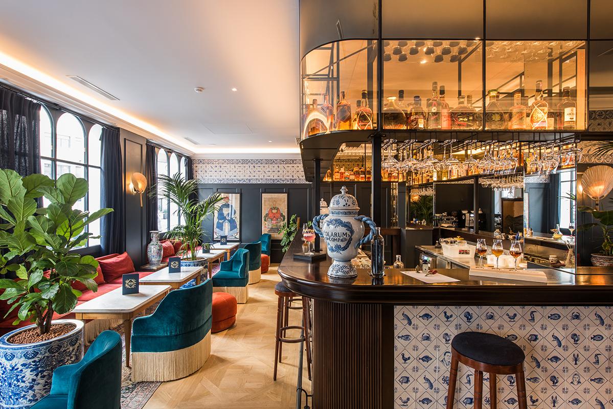 Le Monte Cristo Paris Bar