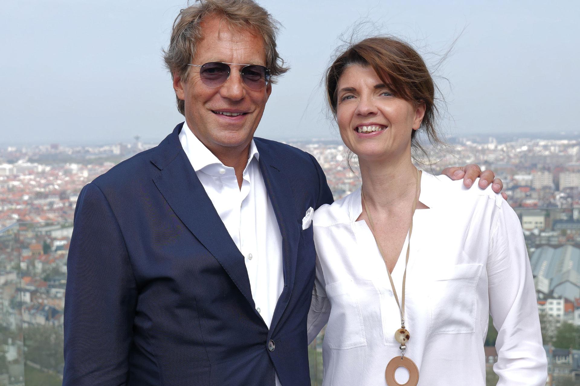 Serge Litvine et Catherine Seiler