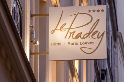 l'hôtel Le Pradey